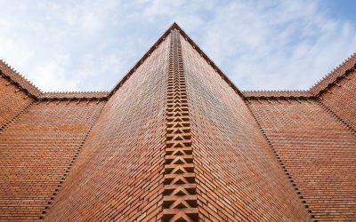 Musée d'art de la brique rouge