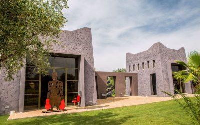 Fondation d'art Montresso