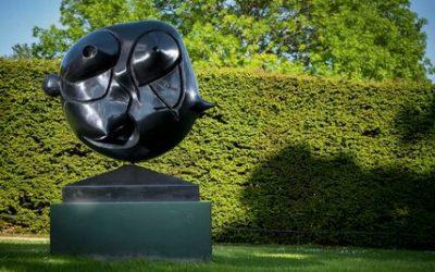 Skulpturenpark Waldfrieden: Joan Miró – Sculptures
