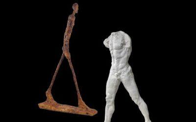 "Fondation Pierre Gianadda : ""Rodin – Giacometti"""