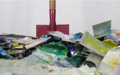 """Museu Coleção Berardo : Pires Vieira """"Trash – Lixo de Artista"""""""