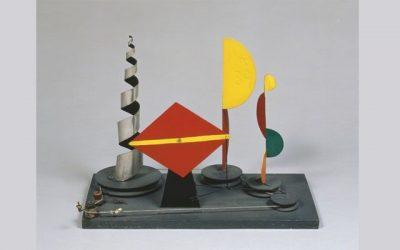 "Centro Botín : Alexander Calder ""Calder Stories"""