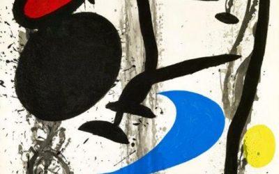 "Fondation Maeght : Joan Miró ""Beyond painting"""