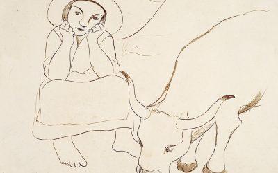 "Calouste Gulbenkian Foundation : ""Sarah Affonso and Folk Art from the Minho"""