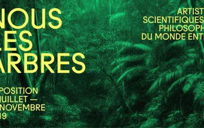 """Fondation Cartier pour l'art contemporain : """"Trees"""""""