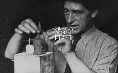 """Fondation Giacometti: Alberto Giacometti """"Narrating the Body: The Nude in the Work of Alberto Giacometti"""""""