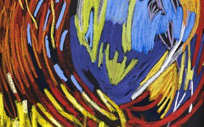 """Fondation Clément: Julie Bessard """"La peinture en éclats"""""""