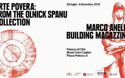 "Magazzino Italian Art Foundation: ""Arte Povera: From the Olnick Spanu Collection"" and ""Marco Anelli: Building Magazzino"""