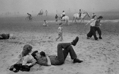 """Martin Parr Foundation: Markéta Luskačová """"By The Sea: Photographs from the North East, 1976-1980"""""""