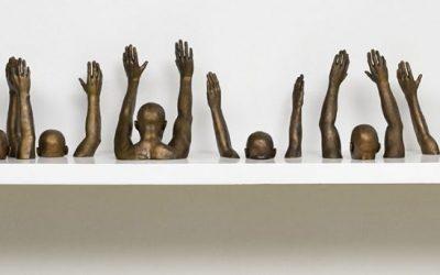 """Crystal Bridges Museum of American Art: Hank Willis Thomas """"All Things Being Equal…"""""""