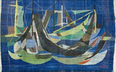 """Estorick Collection of Modern Italian Art: """"Italian Threads: MITA Textile Design 1926-1976"""""""