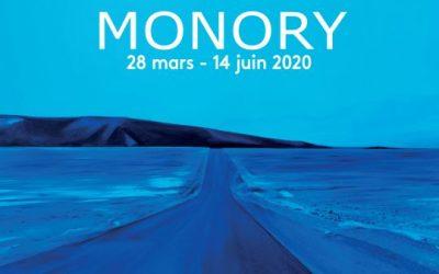 "Fondation Maeght: ""Jacques Monory"""