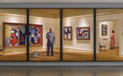 "Serlachius Museums: Rodney Graham ""Artists and Models"""