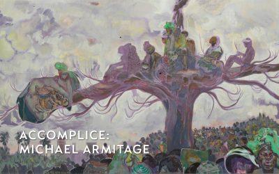 "Norval Foundation: Michael Armitage ""Accomplice"""