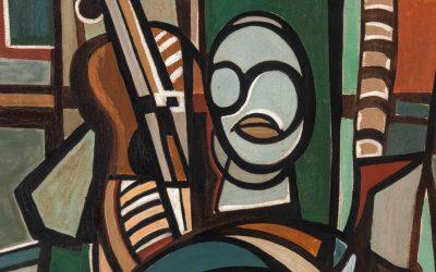 "Guggenheim Bilbao Museum: Lygia Clark ""Painting as an Experimental Field, 1948–1958"""