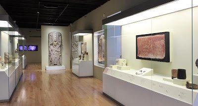 "Museo Amparo: ""Ancient Mexico. Pre-Columbian Art Galleries"""