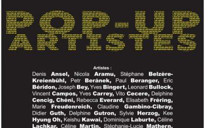 "Fondation Fernet-Branca: ""Pop-Up Artistes: Dynamism and Creative Power of the Rhineland region"""