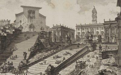 """Fondazione Giorgio Cini Onlus: """"Piranesi Rome Basilico"""""""