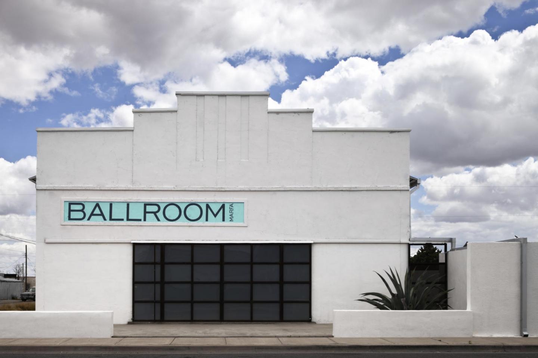 Ballroom Marfa - World Art Foundations