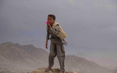 "The Han Nefkens Foundation and Fundació Antoni Tàpies: Aziz Hazara ""The Restless Echo of Tomorrow"""