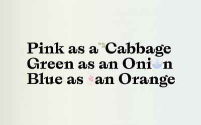 """KADIST: Asli Çavusoglu """"Pink as a Cabbage/ Green as an Onion / Blue as an Orange"""""""