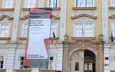 Museum of Art Timisoara & TRIADE Foundation 'Ressurected Matter'