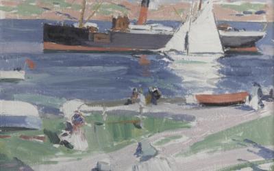 La Fondation d'art Fleming-Wyfold