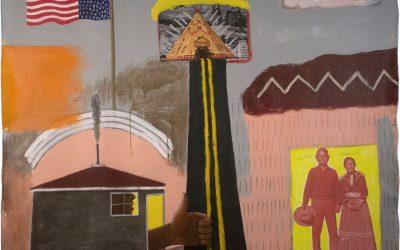 """CUE Art Foundation: John Feodorov """"Assimilations"""""""