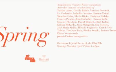 "Fondation Thalie: ""Spring"""