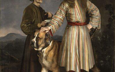 """Museum Barberini: """"Rembrandt's Orient"""""""