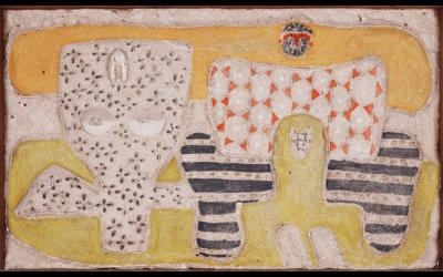 """Magazzino Italian Art Foundation: """"Nivola: Sandscapes"""""""