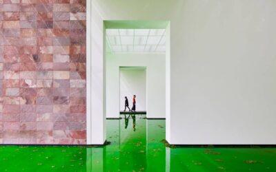 "Fondation Beyeler: Olafur Eliasson ""Life"""