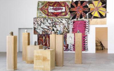 "Fondazione Merz: ""Marisa and Mario Merz. A pencil point can surpass consciousness"""