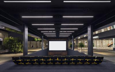 """Fondazione Prada: """"Multiple Canvases"""""""
