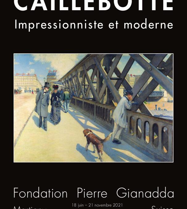 "Fondation Pierre Gianadda: ""Caillebotte: Impressionist and Modern"""