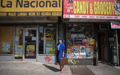 "CUE Art Foundation: Lizania Cruz ""Gathering Evidence: Santo Domingo & New York City"""