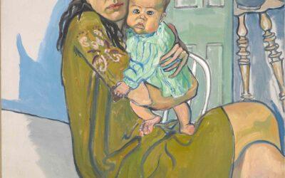 "Museo Guggenheim Bilbao: Alice Neel ""People Come First"""