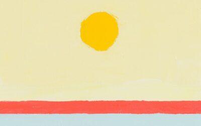 """Solomon R. Guggenheim Museum: Etel Adnan """"Light's New Measure"""""""