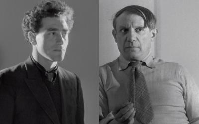 "Museum Voorlinden & Fondation Giacometti: ""Picasso-Giacometti"""